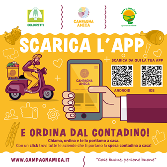 App del contadino - Reggio Emilia