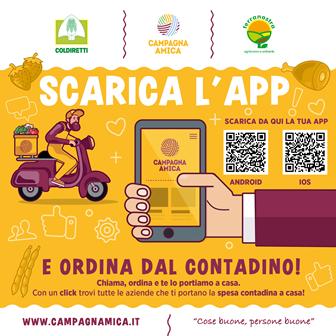 App del contadino - Reggio Emilia