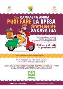 Spesa Domicilio – Emilia Romagna