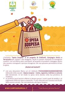 Spesa Sospesa – Bologna