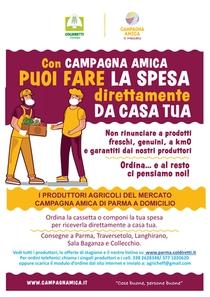 Spesa a domicilio – Parma