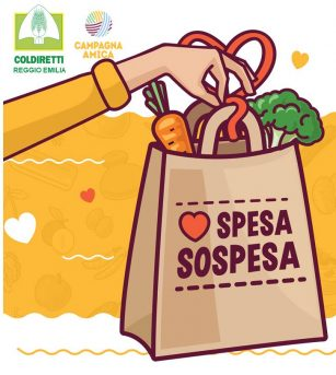 Spesa sospesa – Reggio Emilia