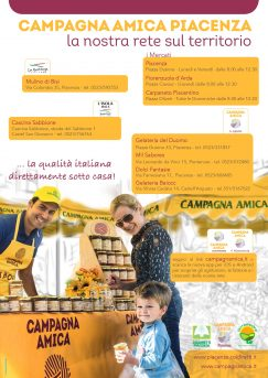 Mercati CA – Piacenza