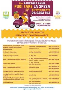 Mercati CA – Parma