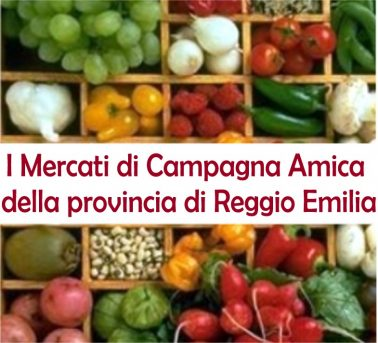 Mercati di CA – Reggio Emilia