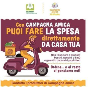 Spesa a domicilio – Ferrara
