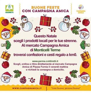 Strenne natalizie Campagna Amica
