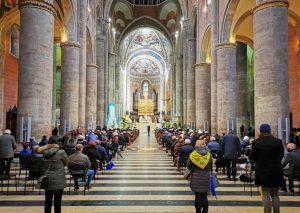 Ringraziamento cattedrale di Piacenza