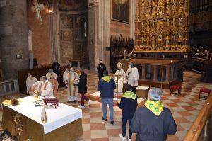 offertorio ringraziamento Piacenza