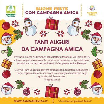 Strenne natalizie - Piacenza